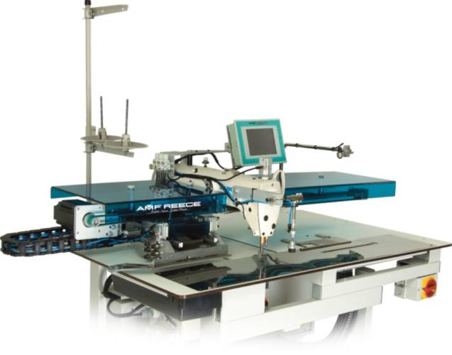 Sewing Unit for Top Stitching of Trouser Fly Fronts FF-2500
