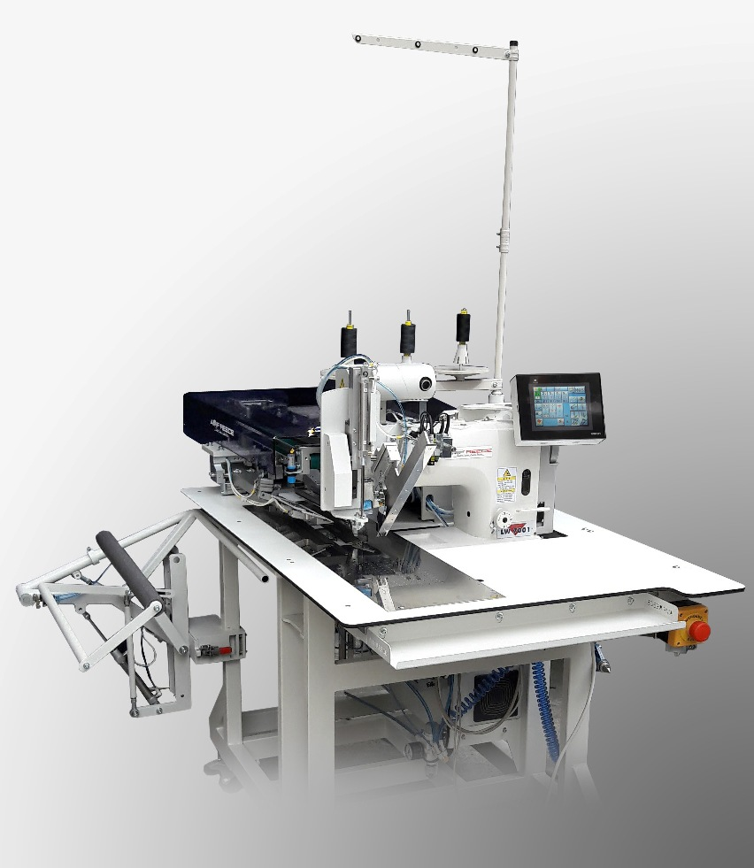 Pocketwelting Machine LW 7001
