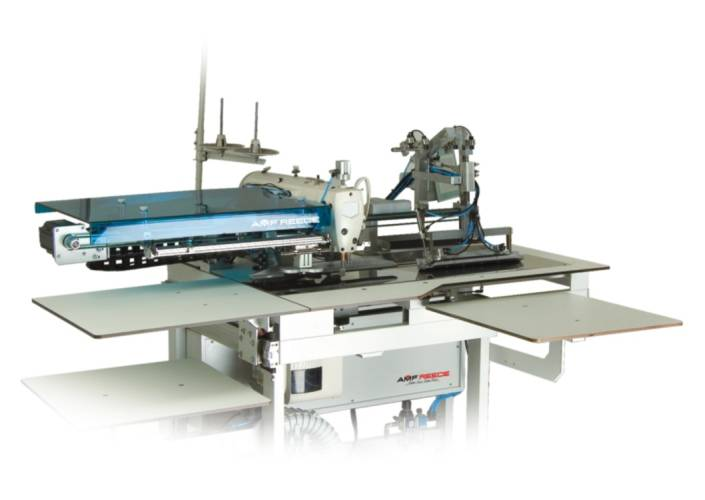 Sewing Unit for Folding and Attaching of Pocket Facings PF-2200