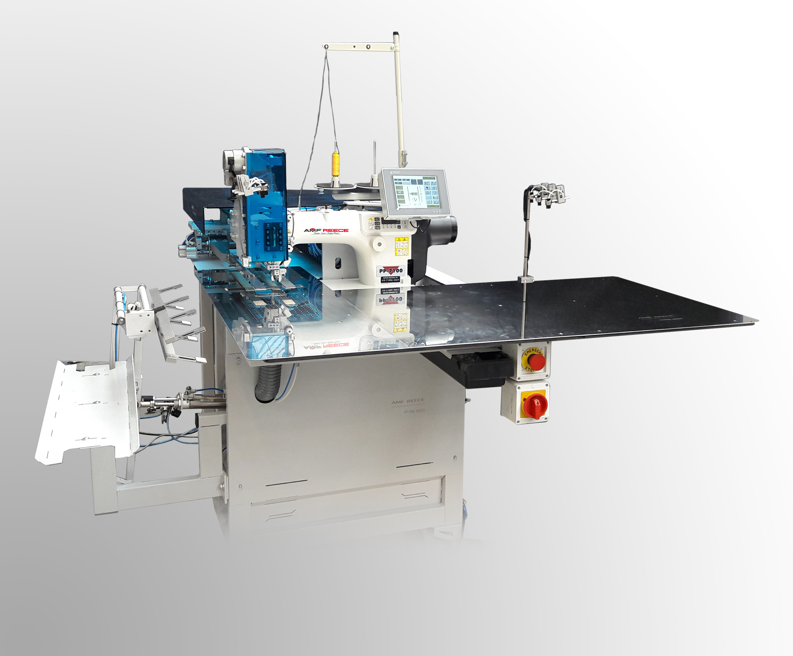 PP-7100 Polo Placket machine