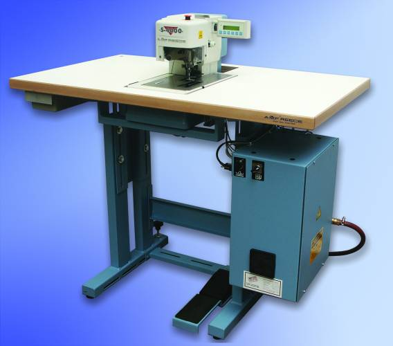 Chainstitch Tacker Machine S-4000 TKF