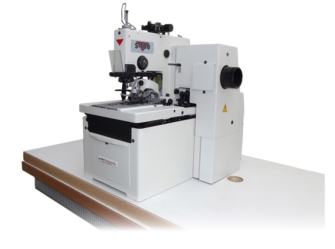 Mechanical Eyelet Buttonhole Machine S-100