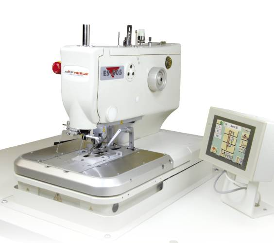 Electronic Eyelet Buttonhole Machine ES-505